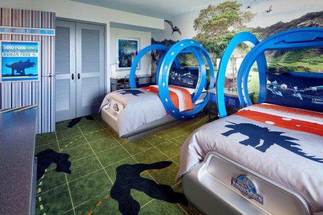 17-26069 RES17 RPR Kids Suite, Loews Royal Pacific Resort at Universal Orlando, LRPR, RPR, Resort, RES, Hotels, Accommodations, Preferred, Universal Orlando Resort, UOR, UO