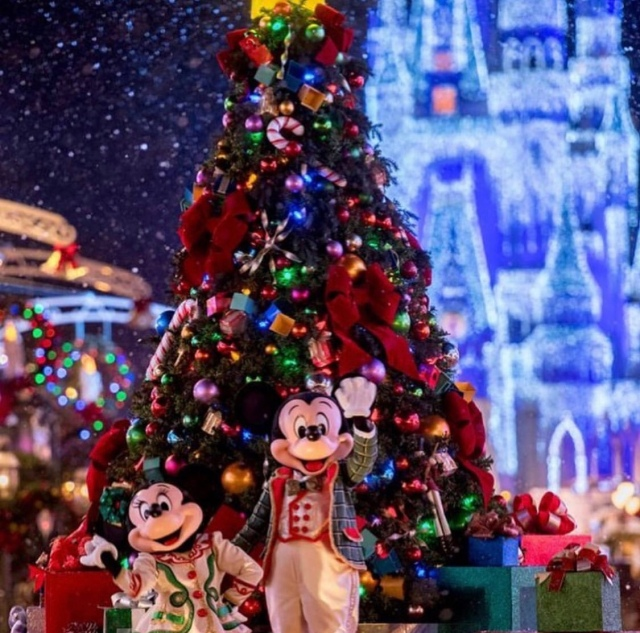 Christmas In July Disney World.Christmas Is July For Walt Disney World The Delightful